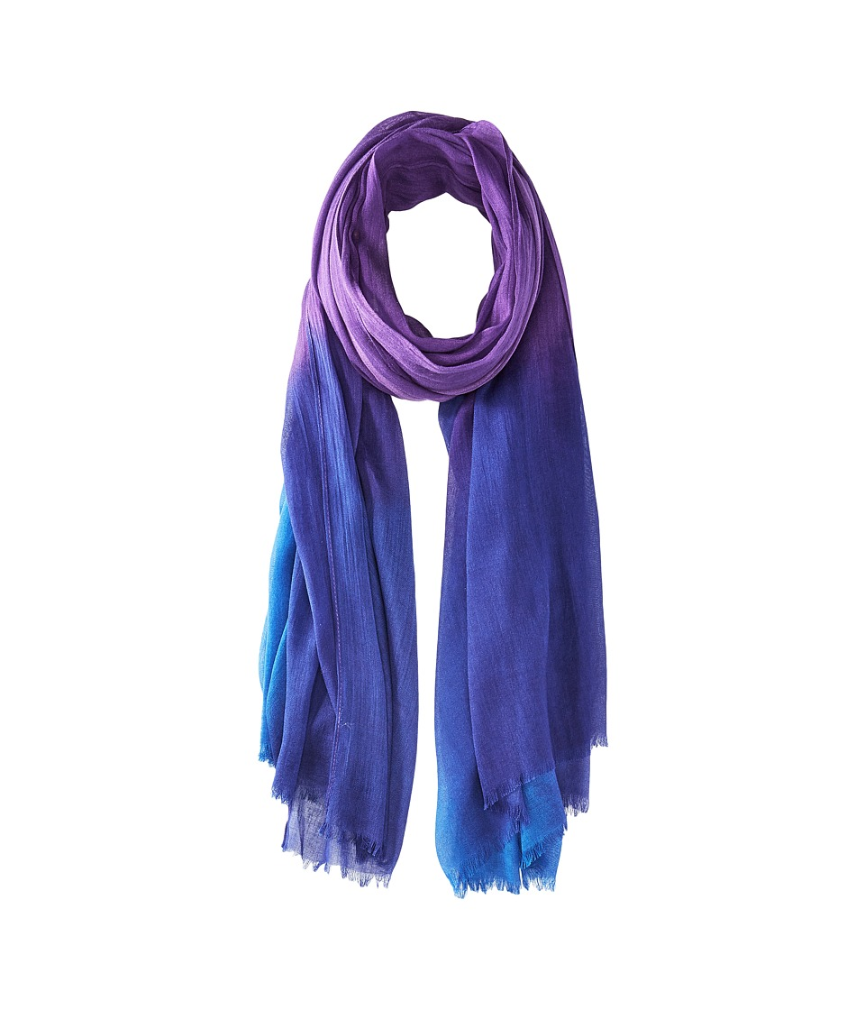 Bindya - Ombre Original Scarf (Purple/Navy) Scarves