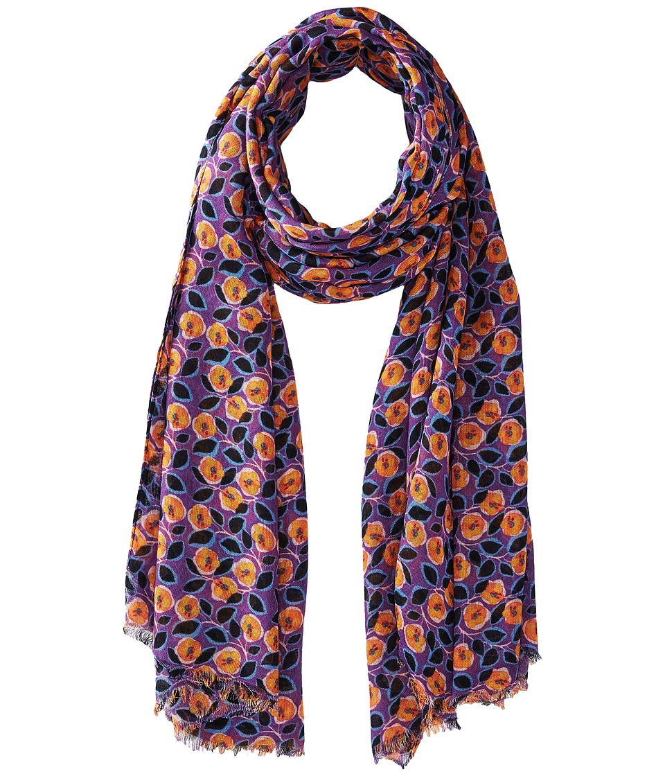 Bindya - Floral 4-10 Scarf (Multi) Scarves