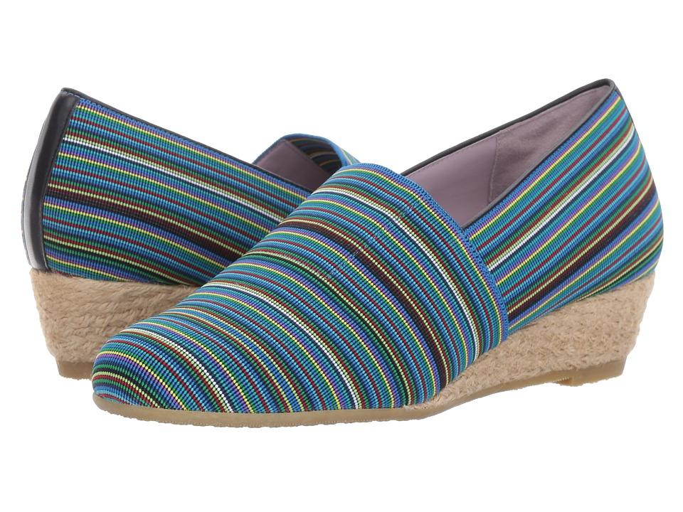 SAS - Becky (Bright Blue) Women's Shoes