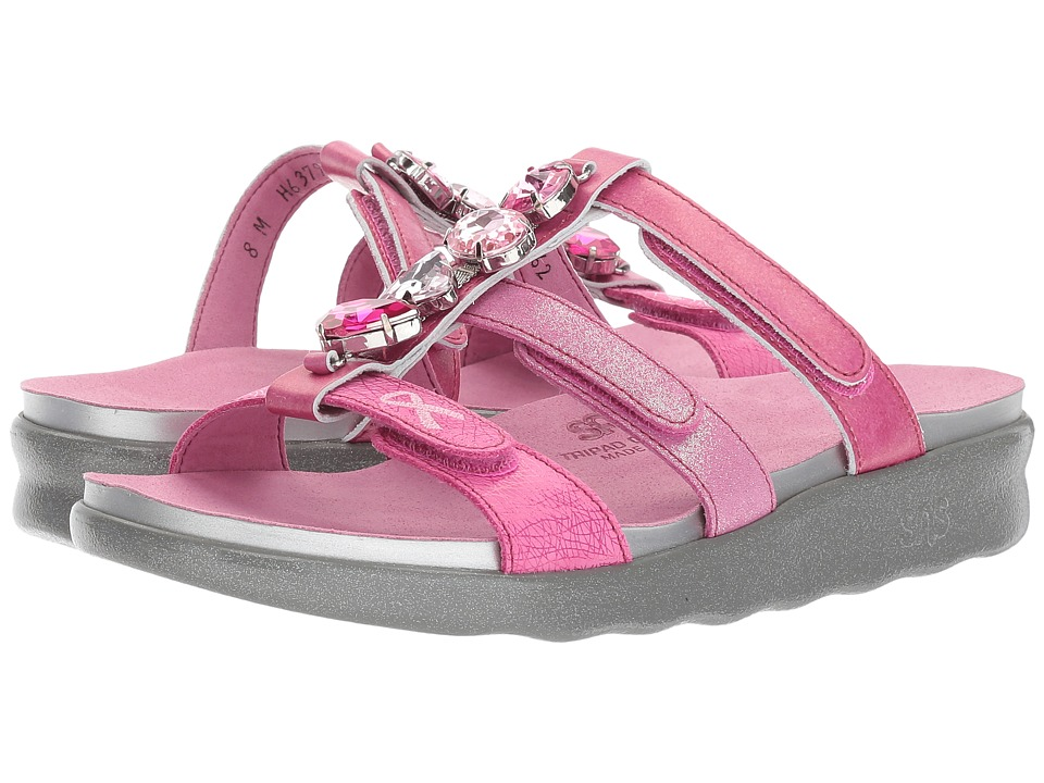 SAS - Faith LTD (Pink) Women's Shoes