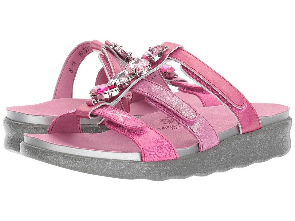 SAS - Faith LTD (Pink) Women's Shoes