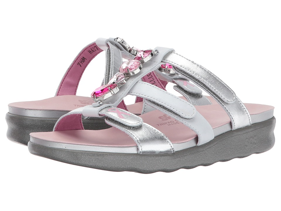 SAS - Faith LTD (Silver) Women's Shoes
