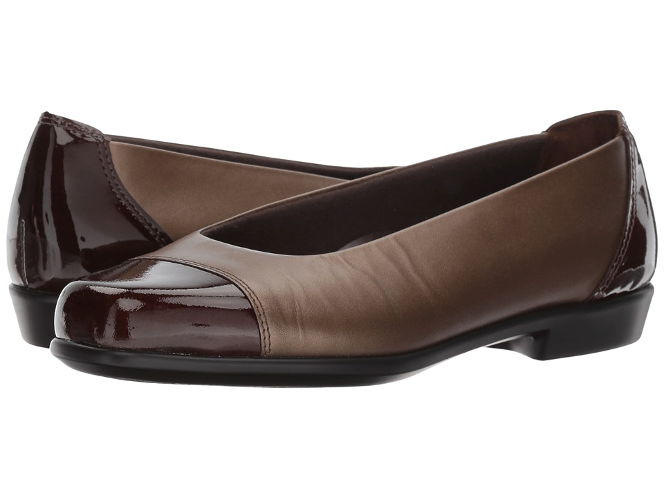 SAS - Coco (Bronze) Women's Shoes