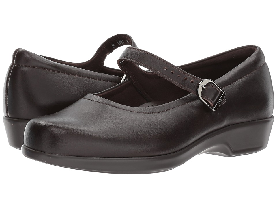 SAS Maria (Dark Brown) Women
