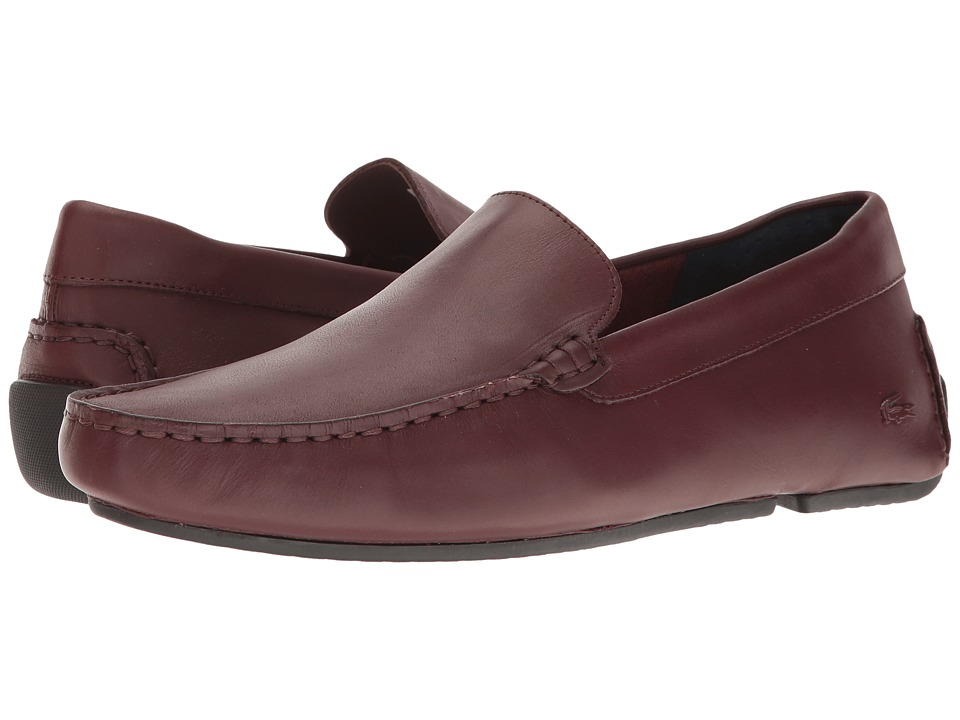 Lacoste - Piloter 117 1 (Dark Brown) Men's Shoes