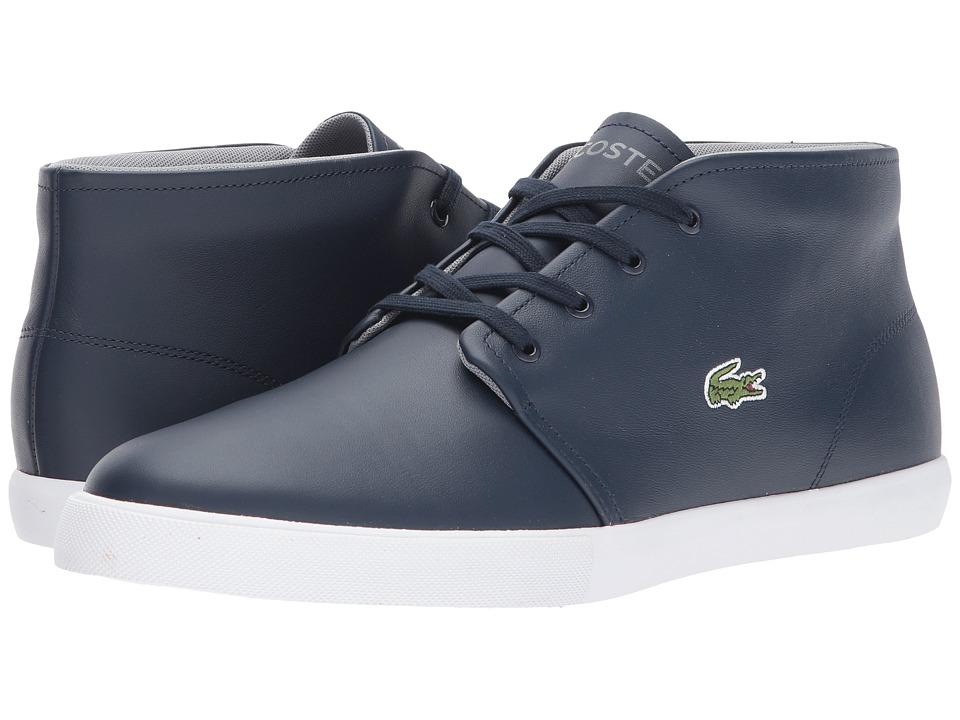 Lacoste - Asparta 317 US (Navy/White) Men's Shoes