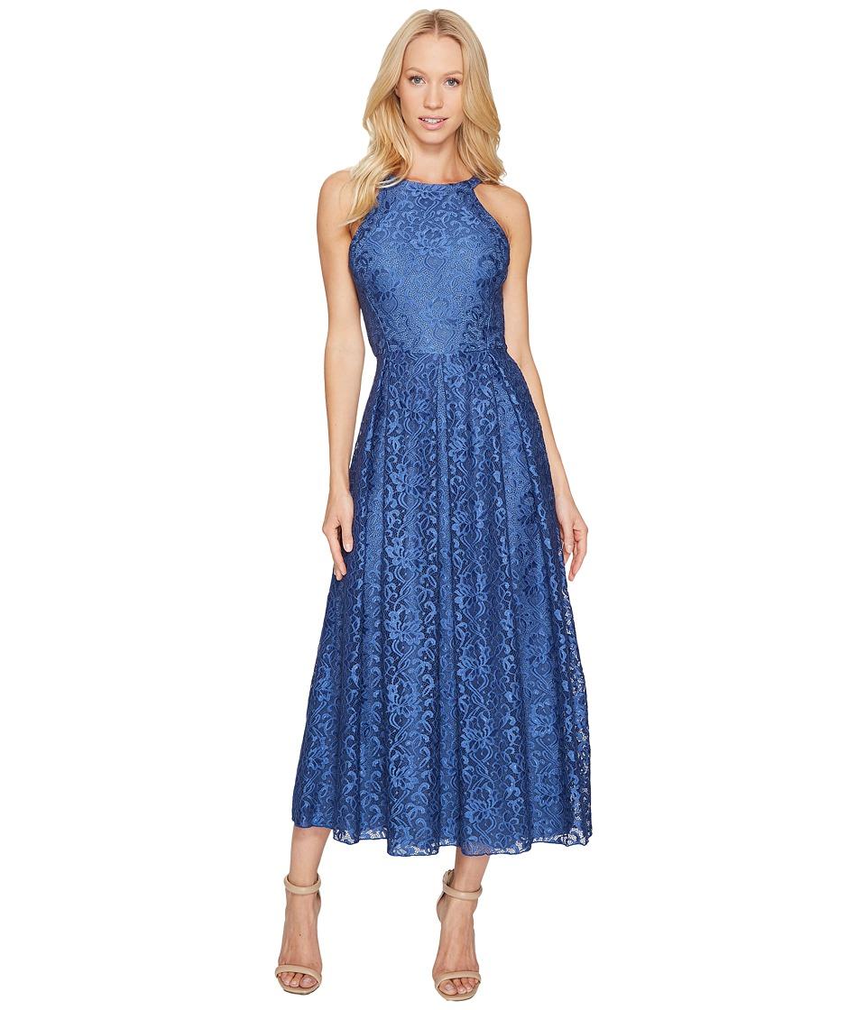 Eva by Eva Franco - Jane Dress (Denim) Women's Dress