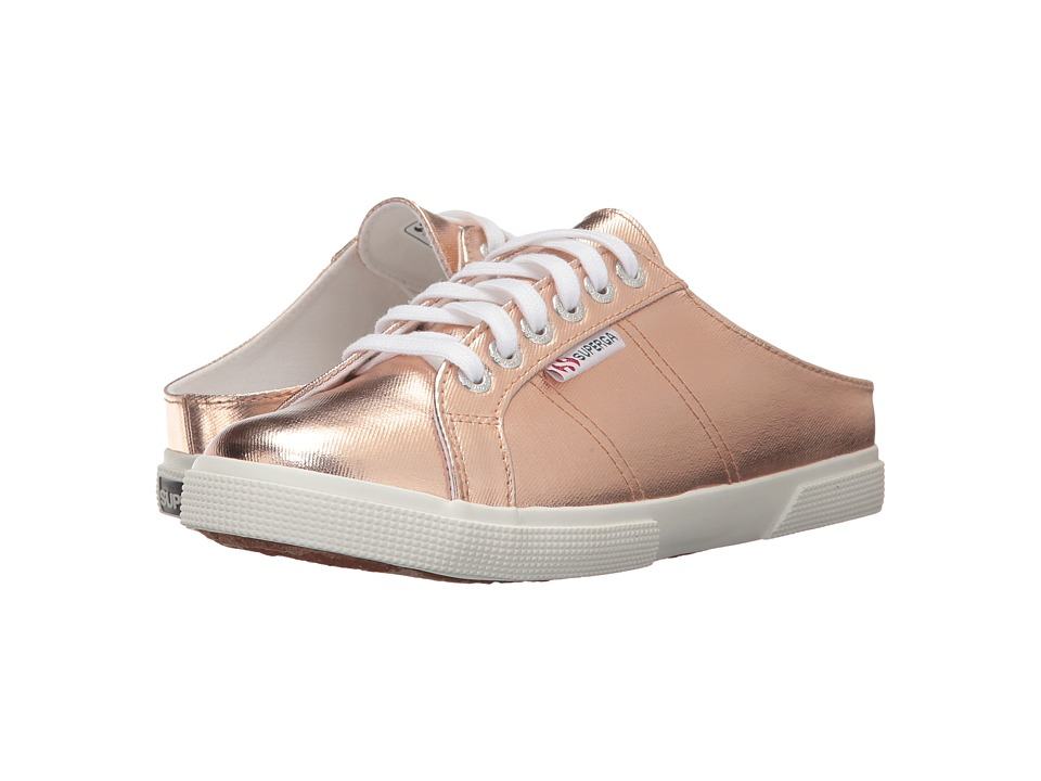 Superga - 2288 Cotmetu (Rose Gold) Women's Shoes