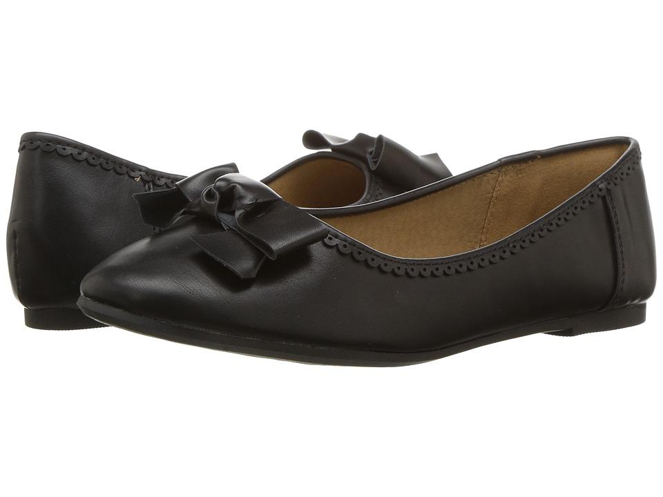 Report Kids - Alice (Little Kid/Big Kid) (Black) Girl's Shoes