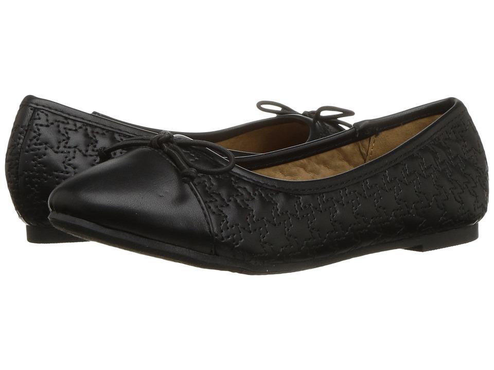 Report Kids - Amelia (Little Kid/Big Kid) (Black) Girl's Shoes