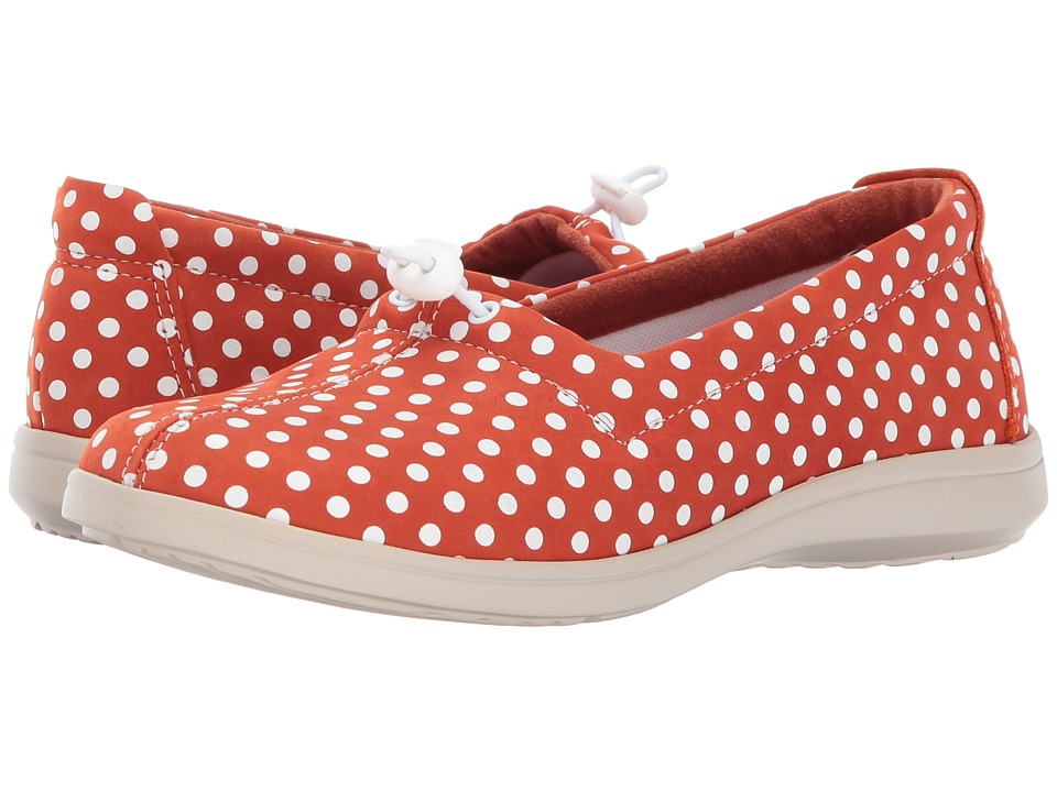 SAS - Funk (Naranja Dot) Women's Shoes