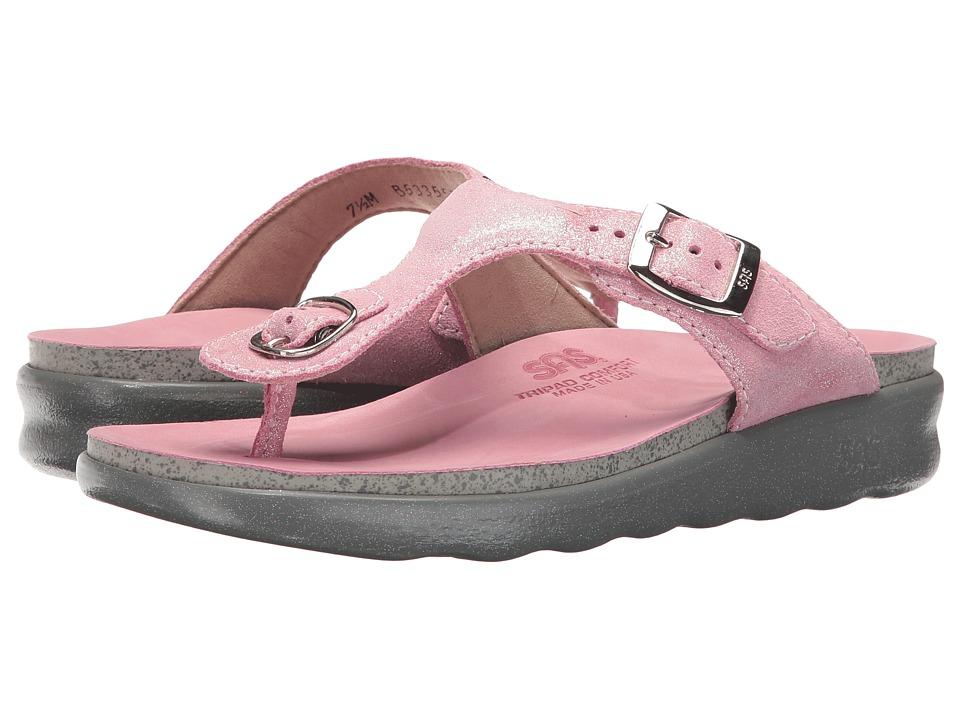 SAS - Sanibel (Light Pink) Women's Shoes