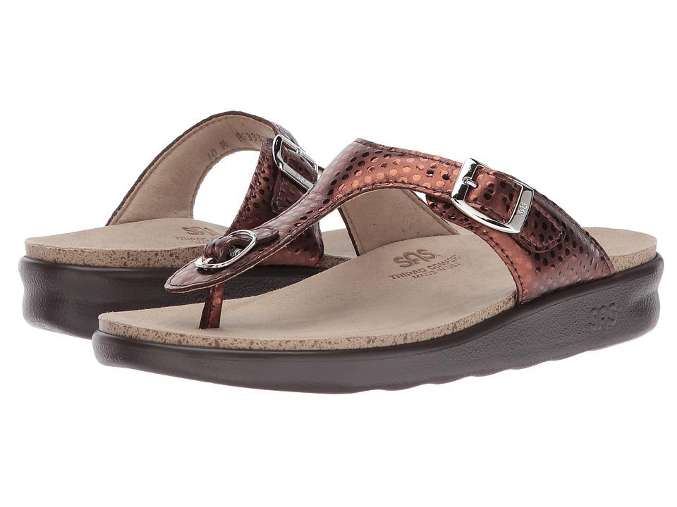 SAS - Sanibel (Bronze) Women's Shoes