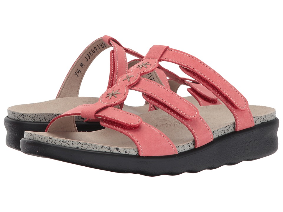 SAS - Naples (Coral) Women's Shoes