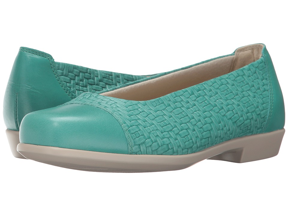 SAS - Maui (Teal) Women's Shoes
