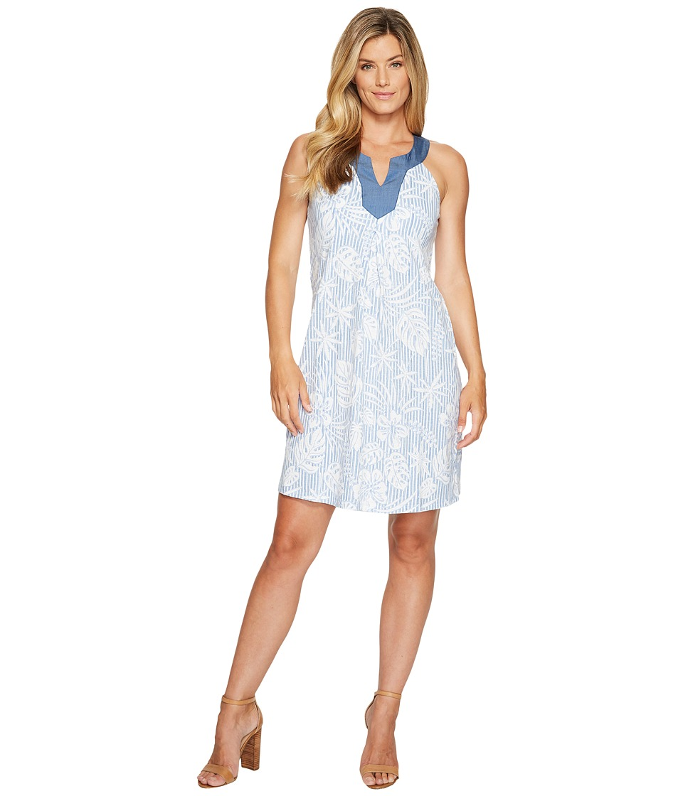 Tommy Bahama - Monstera Mash Short Dress (Fresh Air) Women's Dress