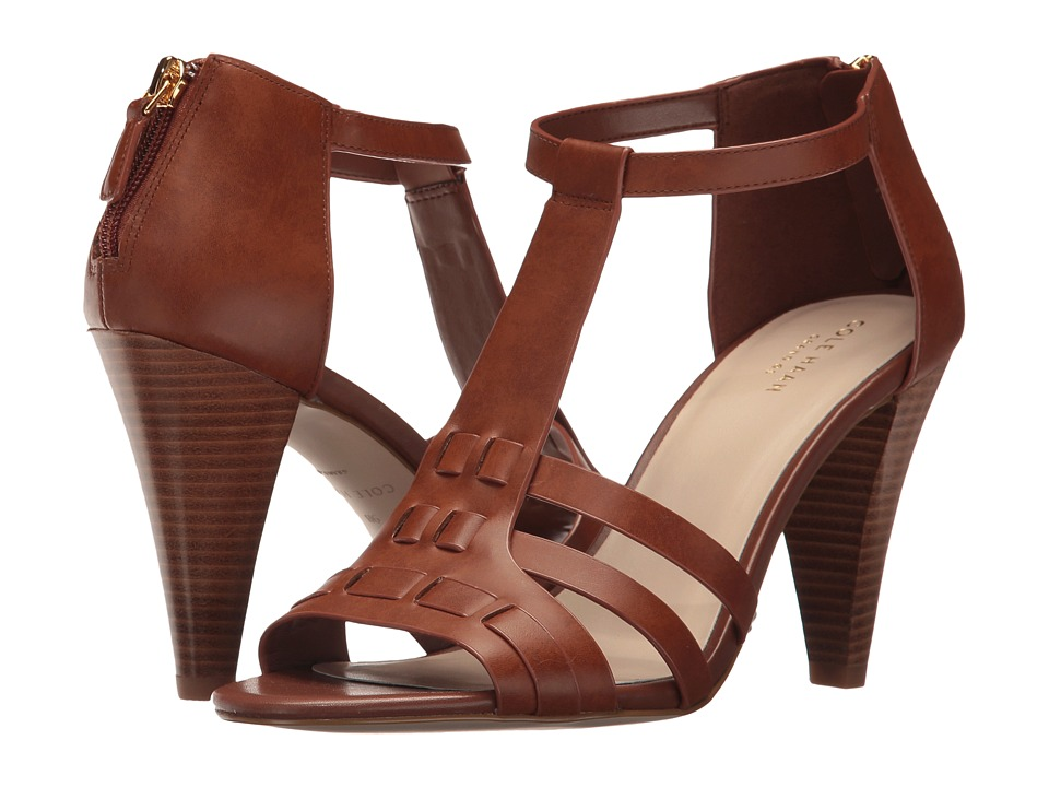 Cole Haan - Cady High Sandal (Woodbury) Women's Sandals