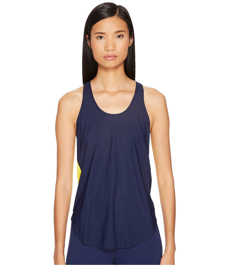Monreal London Relay Top (Dark Sapphire) Women