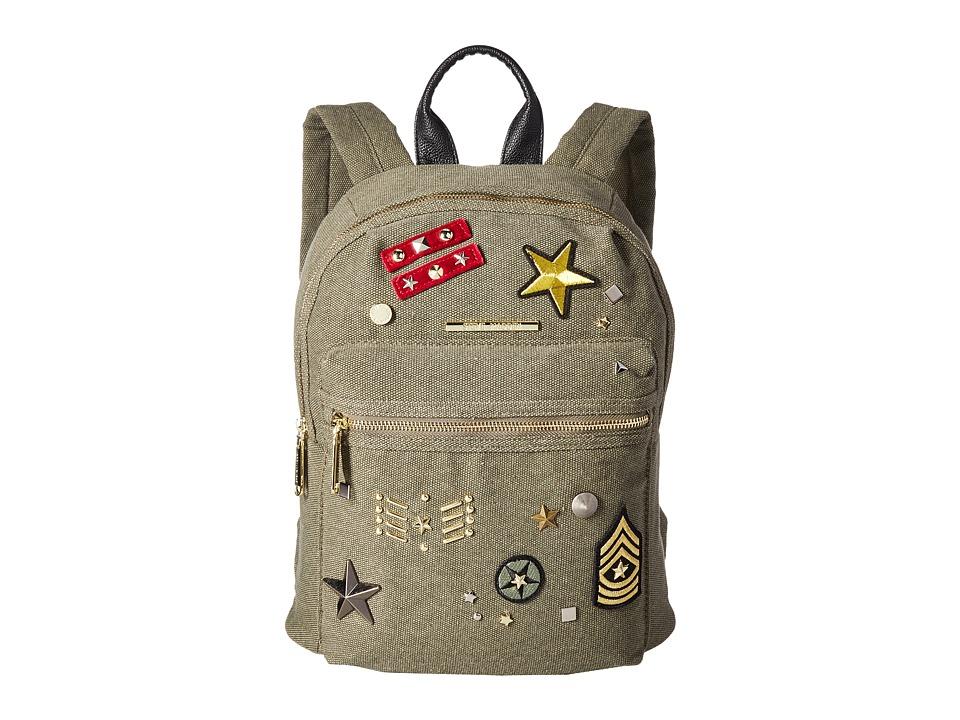 Steve Madden - Bpack Military (Olive) Backpack Bags