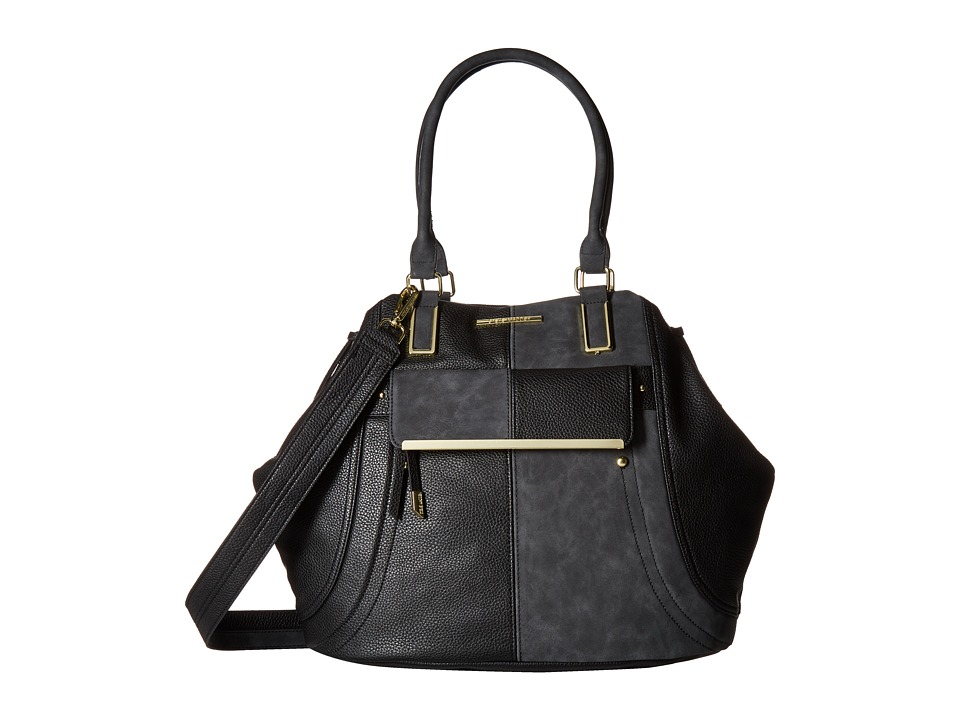 Steve Madden - Bsimon (Black) Handbags