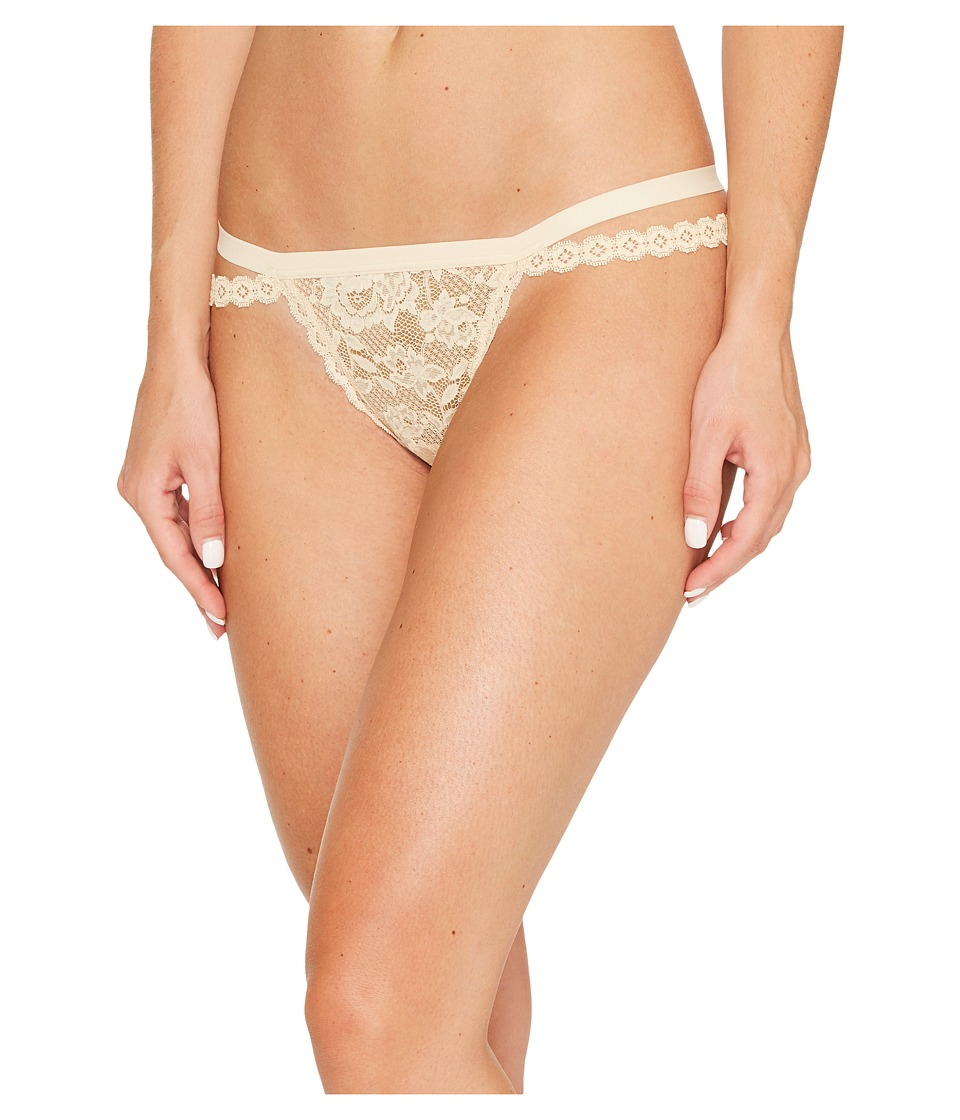 Cosabella - Never Say Never Strappie G-String (Blush) Women's Underwear