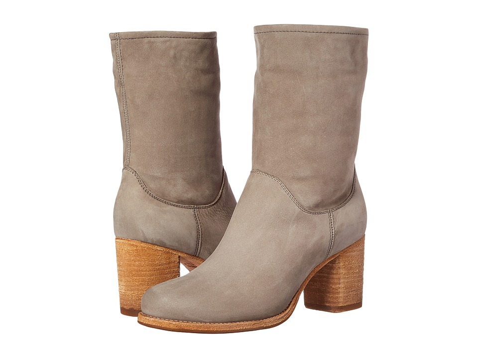Frye Addie Mid (Gray) Women