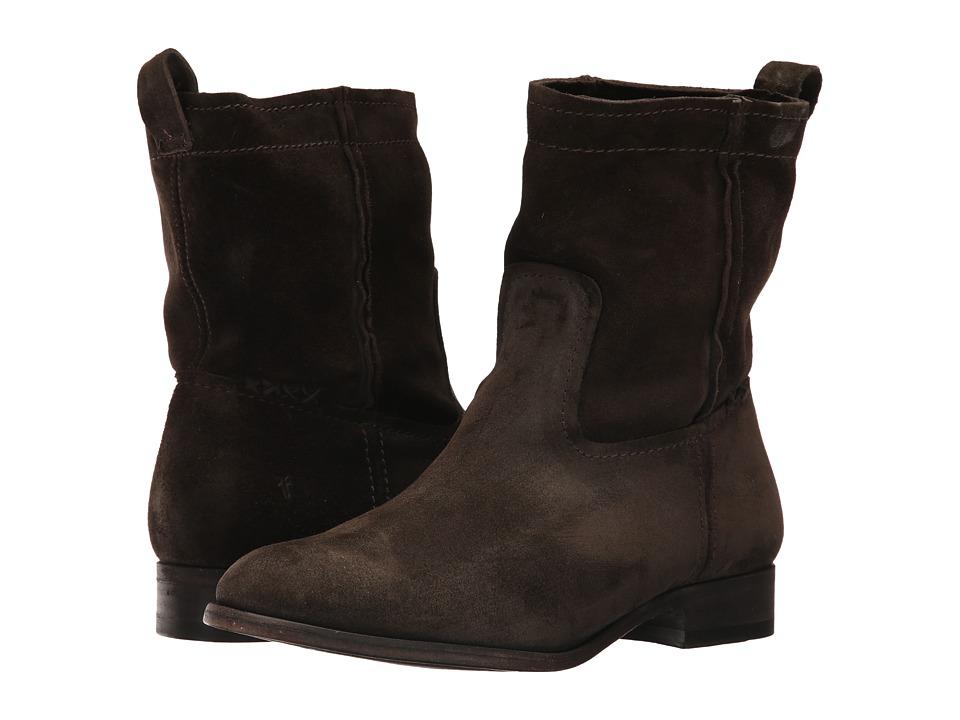 Frye - Cara Short (Fatigue) Women's Shoes
