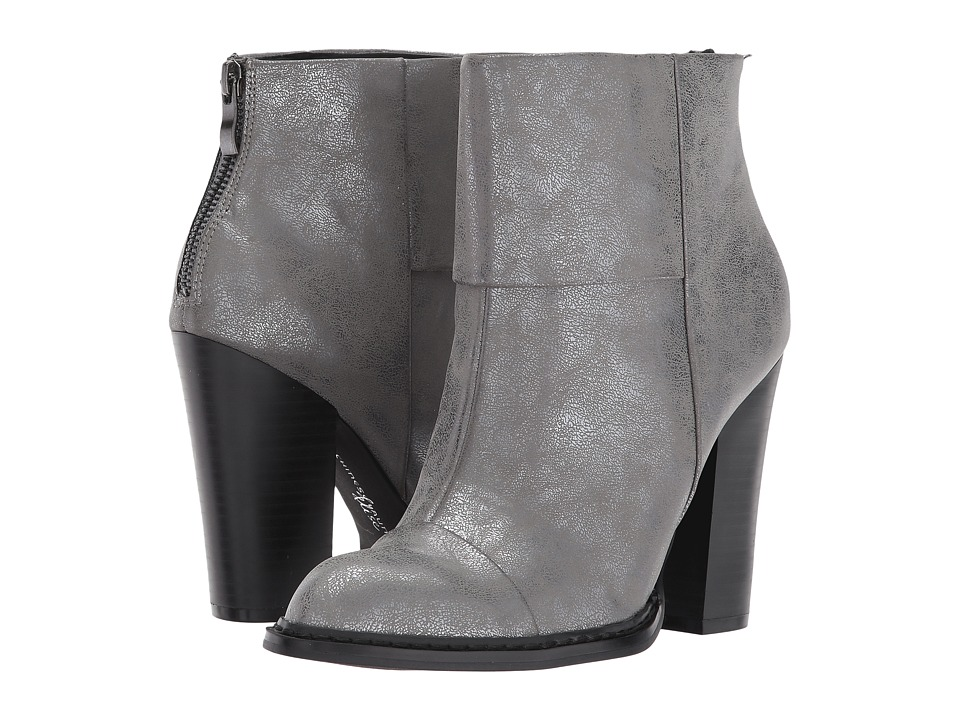 Chinese Laundry - Ginger (Gunmetal Metal Wash) Women's Boots