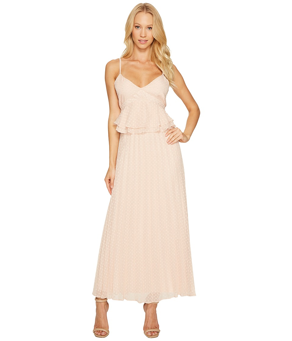 Tahari by ASL - Pleated Tank Dress (Blush Pink) Women's Dress