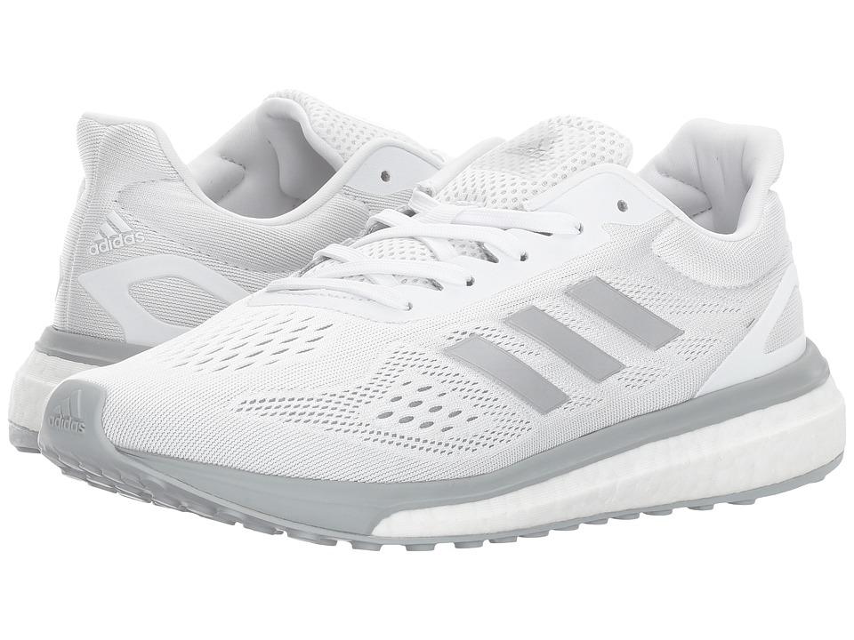 adidas - Response LT W (White/Silver) Women's Shoes