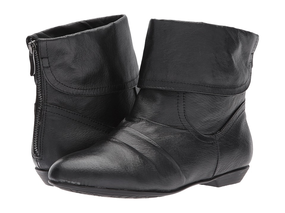Chinese Laundry - Z New Life (Black Leather) Women's Boots