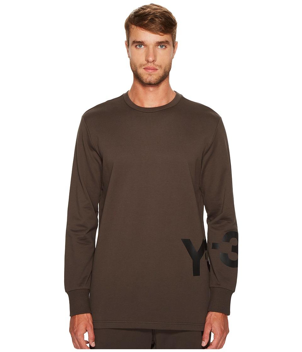 adidas Y-3 by Yohji Yamamoto Classic Sweater (Black/Olive) Men