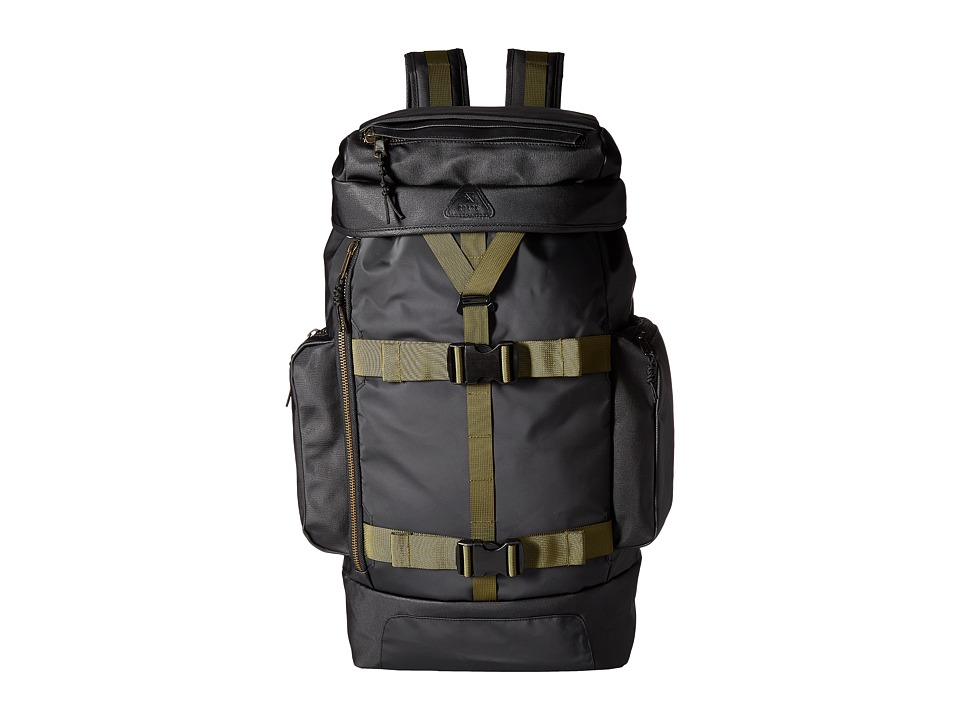 Roark - The Mule 5-Day Pack (Black) Backpack Bags