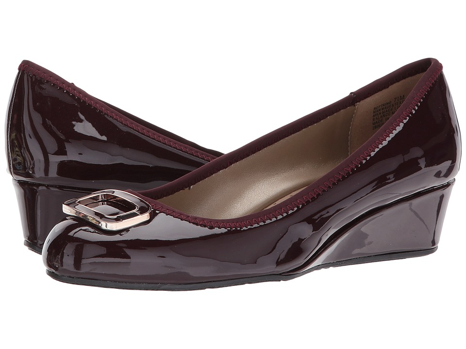 Bandolino - Trino (Sangria) Women's Shoes
