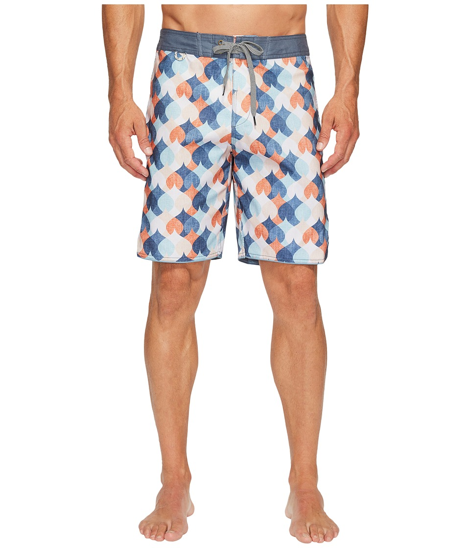 Roark - St. Basil Boardshort (Navy) Men's Swimwear