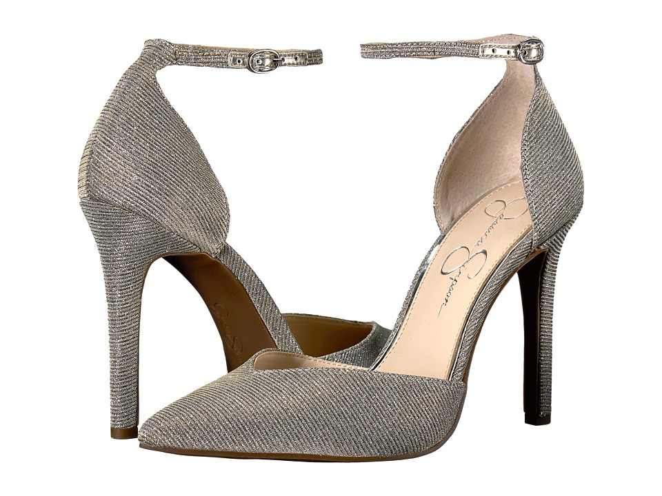 Jessica Simpson Cirrus (Gold Multi) High Heels