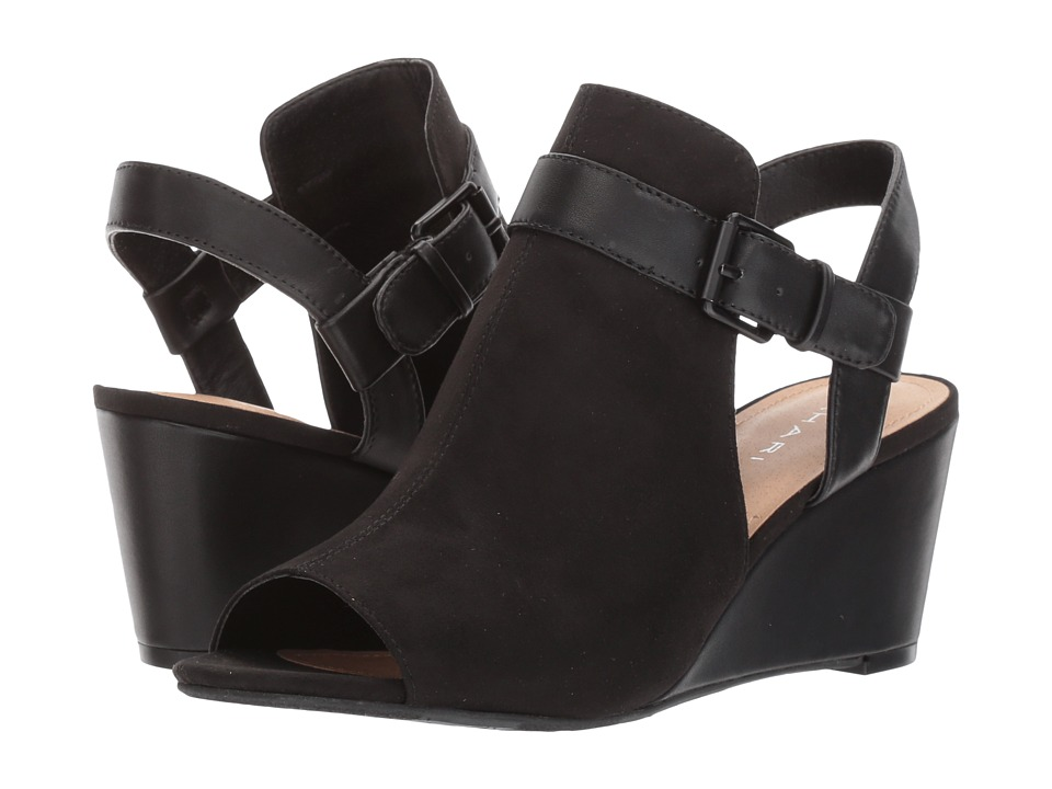 Tahari - Sella (Black) Women's Shoes