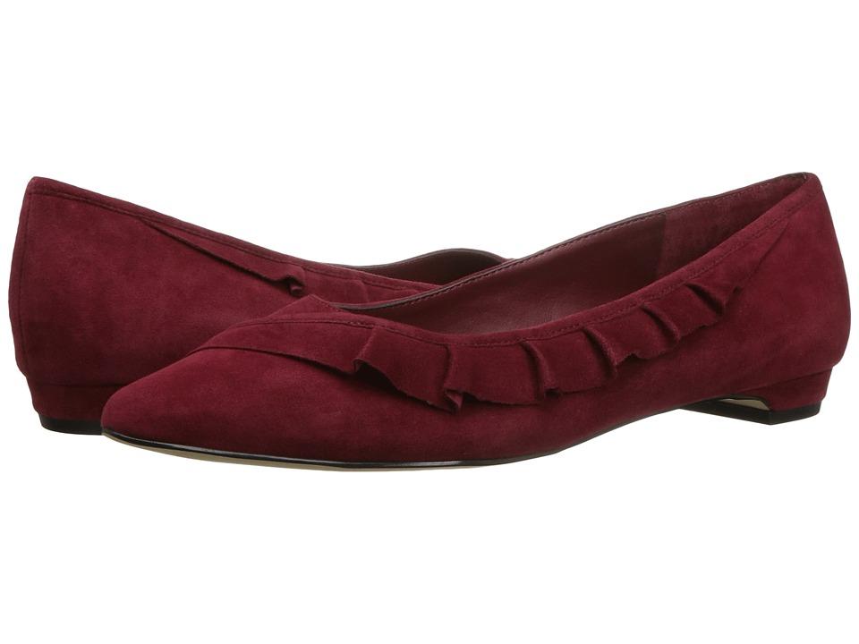Tahari - Pioneer (Crimson) Women's Shoes