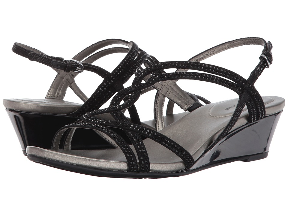 Bandolino - Gilnora (Black) Women's Shoes
