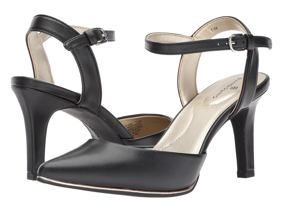 Bandolino - Fabia (Black Synthetic 2) Women's Shoes