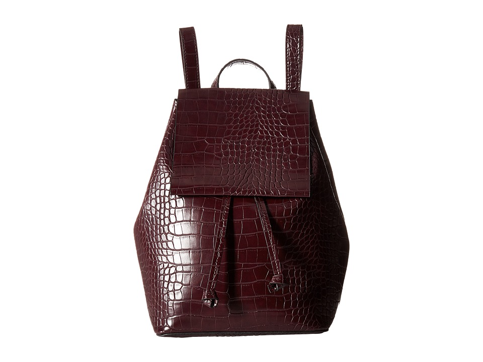 French Connection - Alana Backpack (Chocolate Chili) Backpack Bags