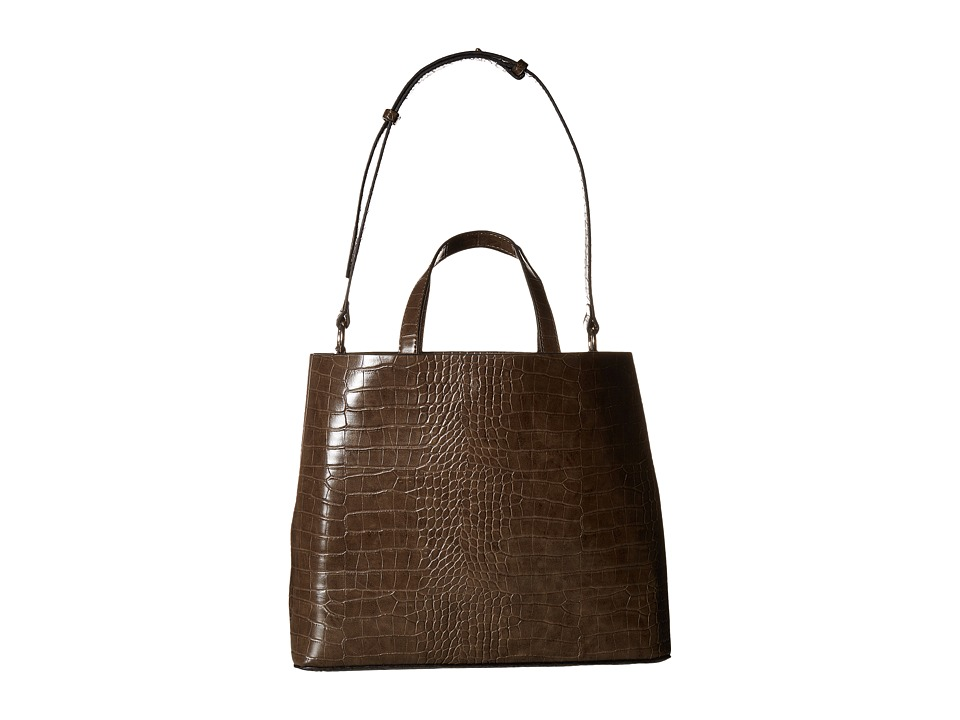 French Connection - Alana Tote (Cappuccino) Tote Handbags
