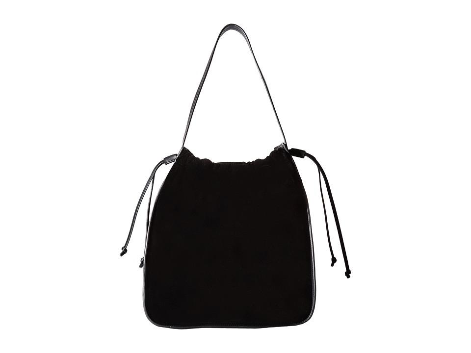 French Connection - Dane Hobo (Black) Hobo Handbags