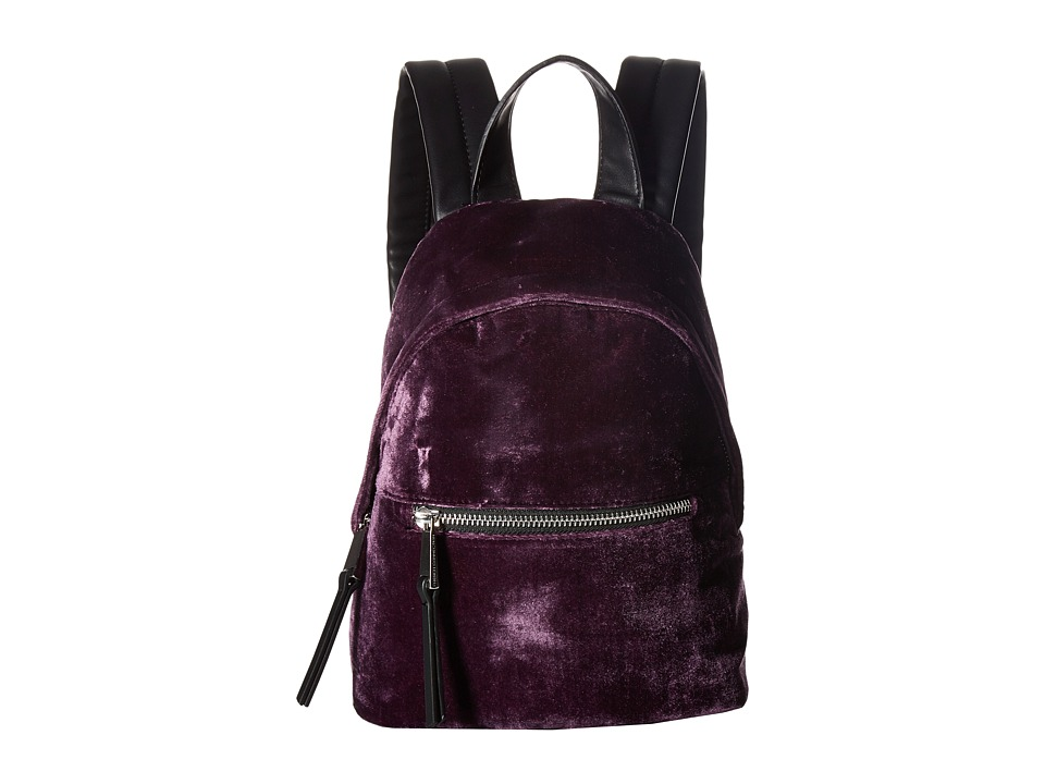 French Connection - Jace Small Backpack (Deepest Purple) Backpack Bags