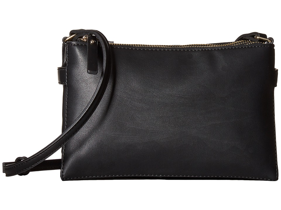 French Connection - Reese Trio Crossbody (Black 1) Cross Body Handbags
