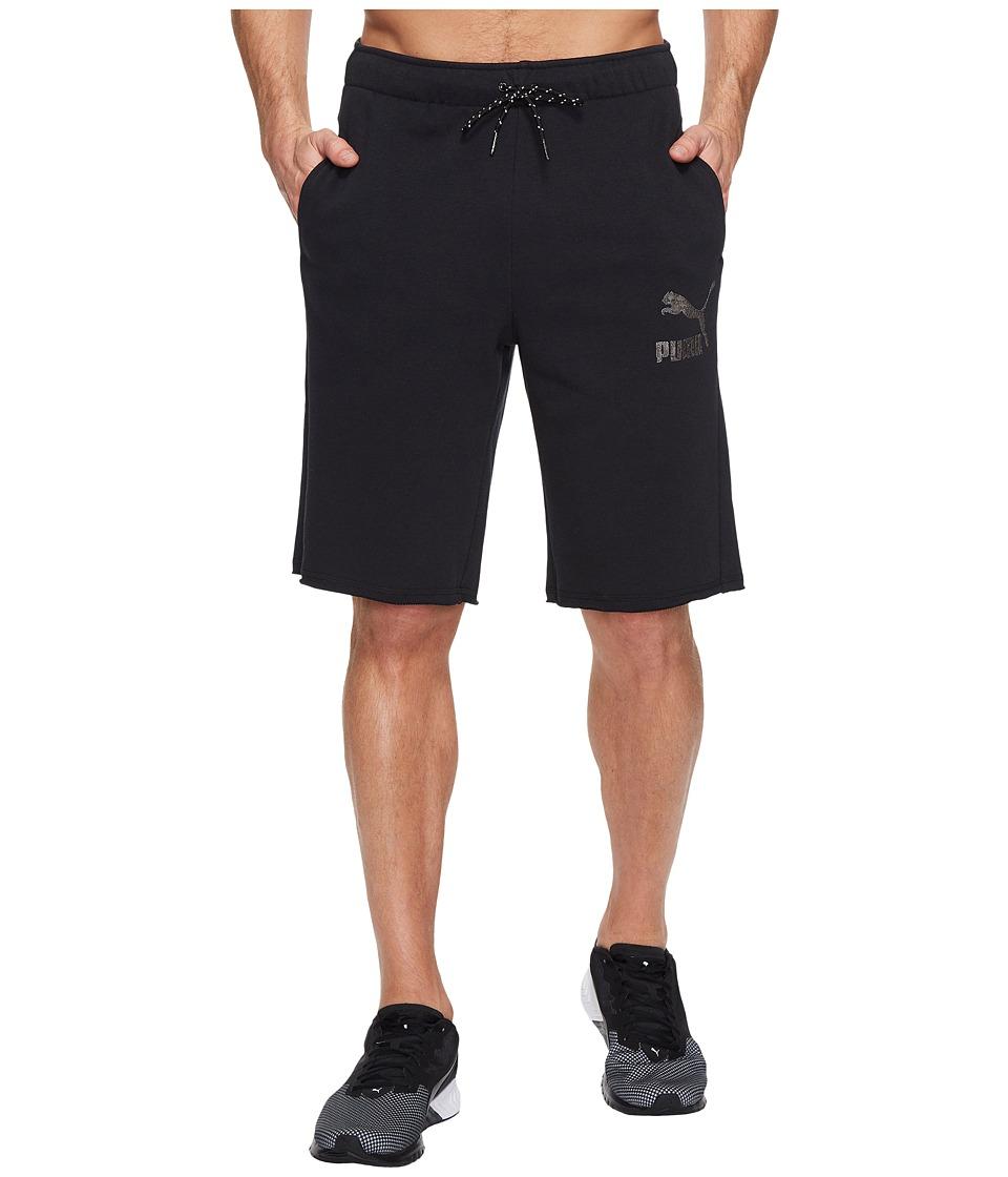 PUMA - Flash Shorts (Black) Men's Shorts