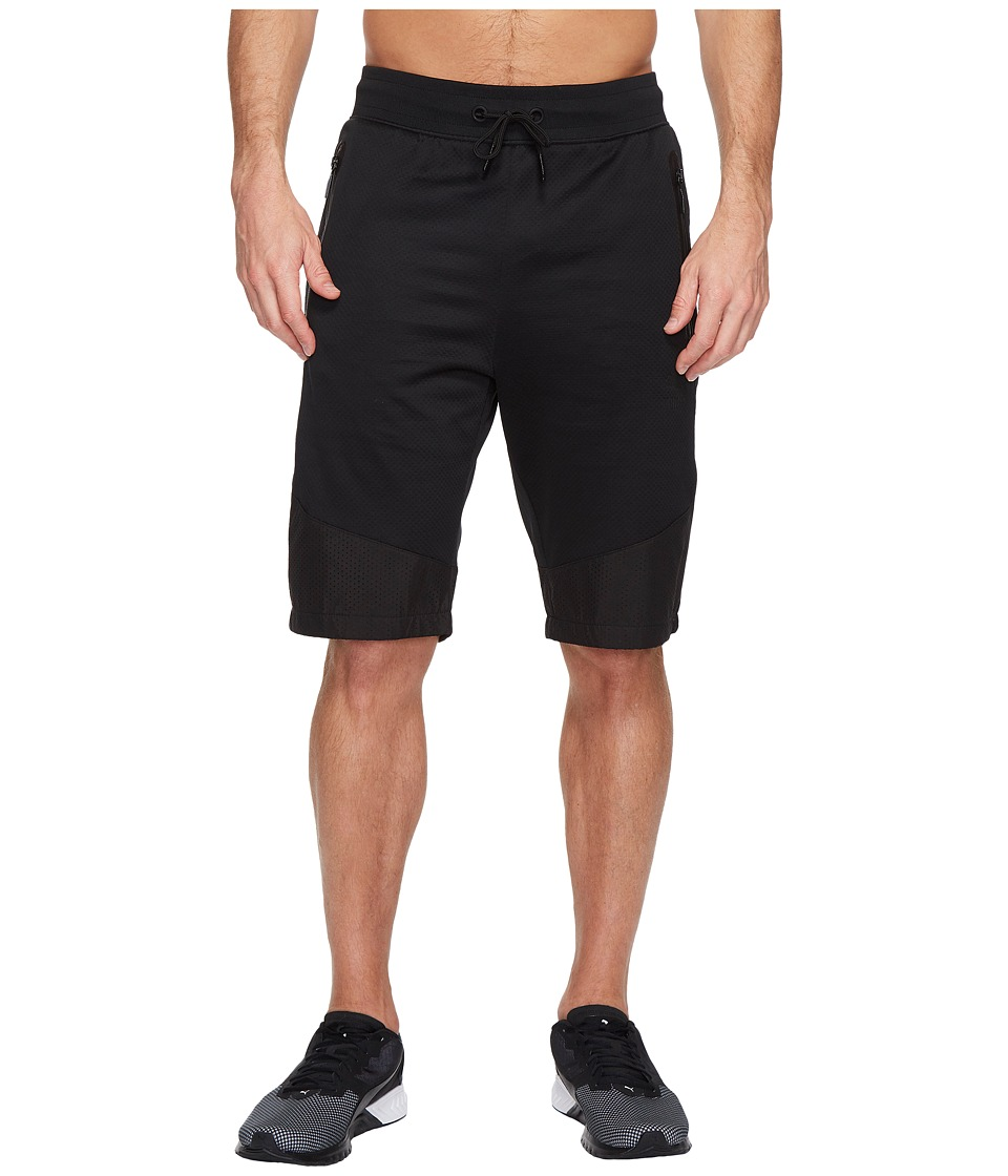 PUMA - Iridescence Shorts (Black/Black) Men's Shorts
