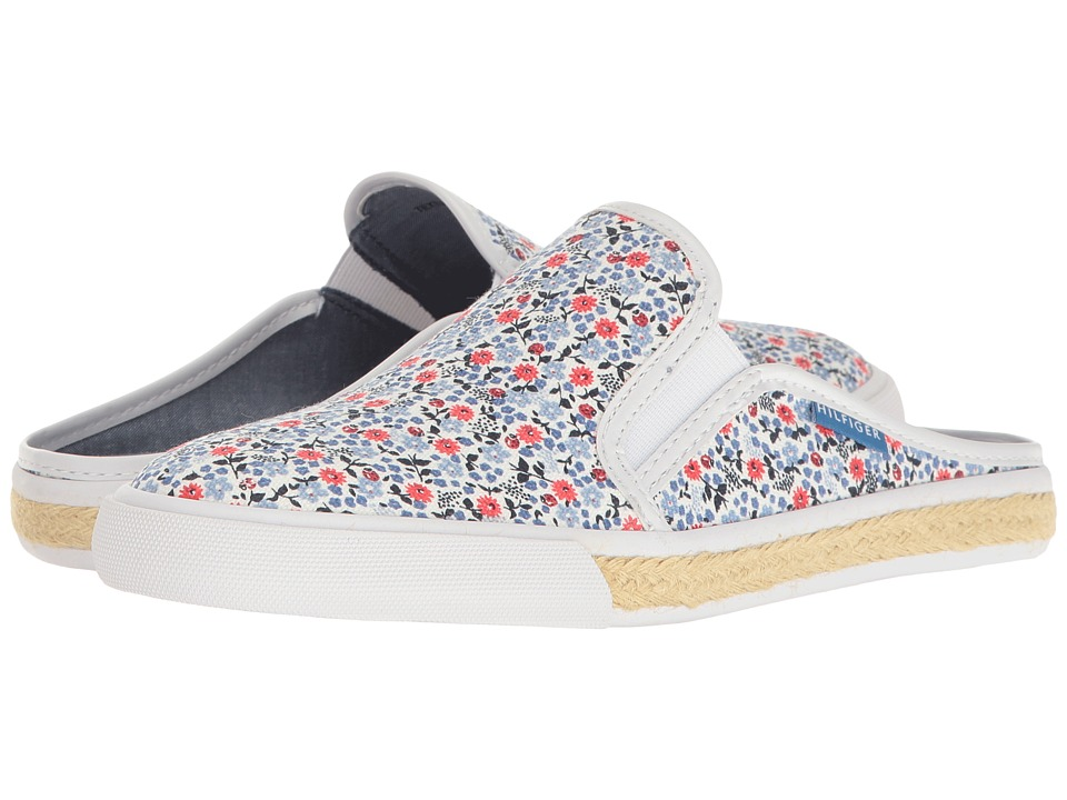 Tommy Hilfiger - Frank (Floral Canvas) Women's Shoes
