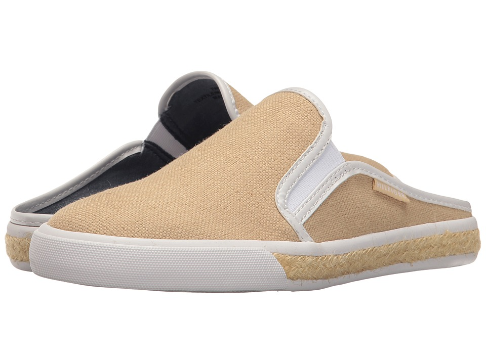 Tommy Hilfiger - Frank (Natural Canvas) Women's Shoes
