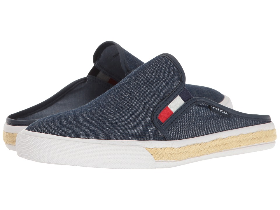 Tommy Hilfiger - Frank (Denim) Women's Shoes
